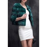 cheap Mink Fur Short Coat