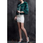 Mink Fur Short Coat photo