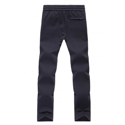 Zipper Pocket Straight Leg Drawstring PantsMens Pants<br>Zipper Pocket Straight Leg Drawstring Pants<br><br>Style: Casual<br>Pant Style: Straight<br>Pant Length: Long Pants<br>Material: Cotton,Polyester<br>Fit Type: Regular<br>Front Style: Flat<br>Closure Type: Drawstring<br>Waist Type: Mid<br>With Belt: No<br>Weight: 0.450kg<br>Package Contents: 1 x Pants