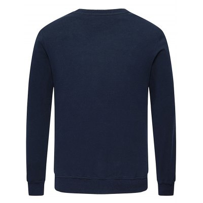 Crew Neck World of The End SweatshirtMens Hoodies &amp; Sweatshirts<br>Crew Neck World of The End Sweatshirt<br><br>Material: Cotton,Polyester<br>Clothing Length: Regular<br>Sleeve Length: Full<br>Style: Casual<br>Weight: 0.500kg<br>Package Contents: 1 x Sweatshirt