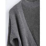 best Ribbed Knitted Dress + Loose-Fitting Cardigan Twinset