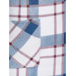 best Plaid Wool Blend Coat with Pockets