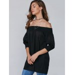 Ruffled Off The Shoulder Blouse deal