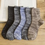 One Set Stripe Pattern Socks
