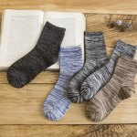 One Set Stripe Pattern Socks deal