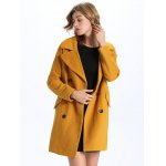 best Vintage Double-Breasted Coat