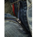 Vintage Straight Leg Distressed Jeans for sale