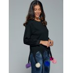 cheap Colorful Chuzzle Sweatshirt