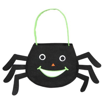 Spider Shaped Bag