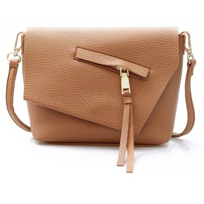 Asymetric Crossbody Bag
