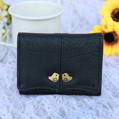 PU Leather Small Wallet