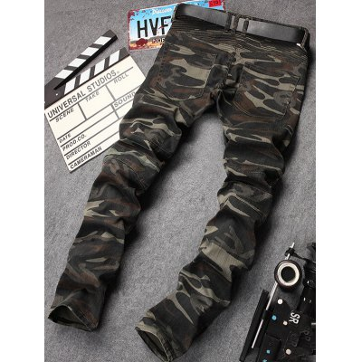 zipper-fly-camouflage-moto-pockets-design-jeans