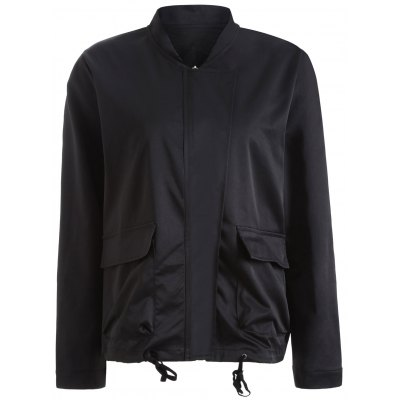 Pockets Bomber Jacket