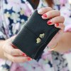 Bird PU Leather Small Wallet deal