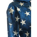 American Flag Print Pullover Hoodie for sale