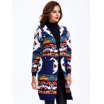 Geometric Pocket Knitted Cardigan deal