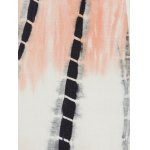 best Plus Size Tie-Dye Sheath Dress