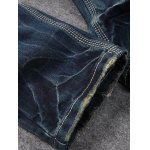 Retro Style Ripped Jeans for sale