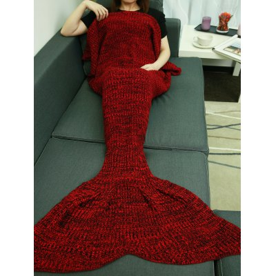 Christmas Knitting Sleeping Bag Fish Tail Design BlanketBedding<br>Christmas Knitting Sleeping Bag Fish Tail Design Blanket<br><br>Material: Acrylic<br>Package Contents: 1 x Blanket<br>Pattern Type: Others<br>Size(L*W)(CM): 180*80CM<br>Type: Knitted<br>Weight: 0.945kg