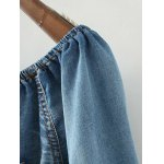 Off The Shoulder Denim Top deal