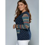 Tribal Sleeve Tree Top With Pockets deal