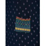 best Tribal Sleeve Tree Top With Pockets