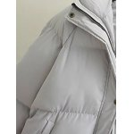 Casual Hooded Long Padded Coat for sale