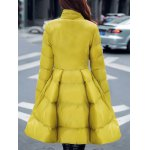 Fit and Flare Puffer Coat deal