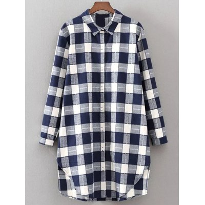 Plaid Furcal Shirt