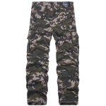 cheap Camo Print Military Army Cargo Pants