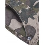 Camo Print Military Army Cargo Pants deal