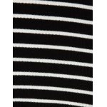 Pleated Striped Jumper Dress for sale