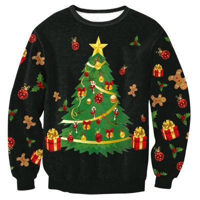 Chrismas Tree Sweatshirt