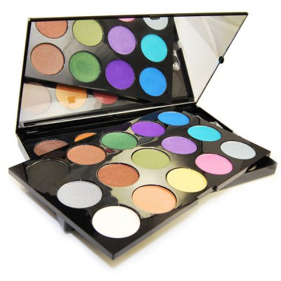 30 Colours Shimmer Matte Eyeshadow Palette Kit