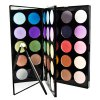 30 Colours Shimmer Matte Eyeshadow Palette Kit deal