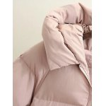 Hooded Double Pocket Down Coat deal