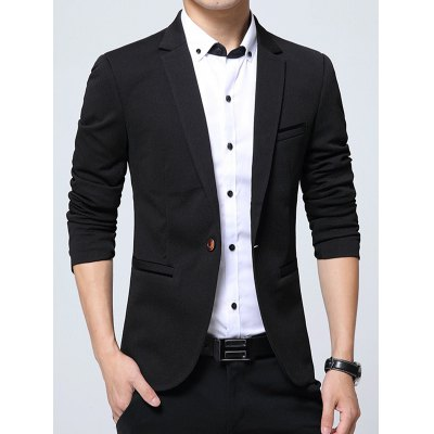 one-button-lapel-edging-embellished-business-blazer