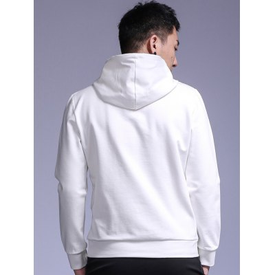 Geometric Printed Kangaroo Pocket Drawstring HoodieMens Hoodies &amp; Sweatshirts<br>Geometric Printed Kangaroo Pocket Drawstring Hoodie<br><br>Material: Cotton Blends<br>Clothing Length: Regular<br>Sleeve Length: Full<br>Style: Casual<br>Weight: 0.520kg<br>Package Contents: 1 x Hoodie