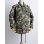 cheap Camouflage Loose Field Jacket