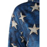 Pullover American Flag Print Hoodie for sale