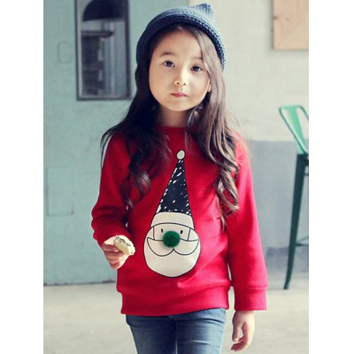 Kids Crew Neck Snowman Print Christmas SweatshirtGirls Clothing<br>Kids Crew Neck Snowman Print Christmas Sweatshirt<br><br>Type: Pullovers<br>Material: Polyester<br>Sleeve Length: Full<br>Collar: Crew Neck<br>Style: Fashion<br>Weight: 0.373kg<br>Package Contents: 1 x Sweatshirt