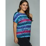Plus Size Tie-Dye T-Shirt deal