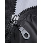 Brief Style Zipper Flying Hooded Casual Vest For Men deal