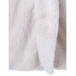 Fuzzy Hooded Coat for sale
