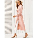 best Draped Belted Duster Coat