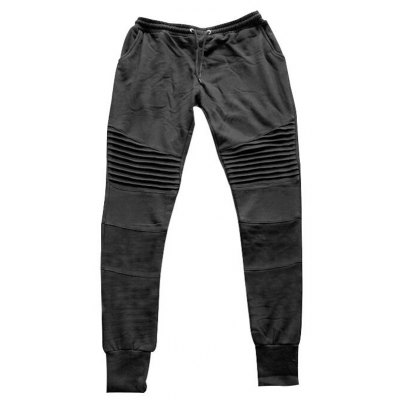Lace-Up Beam Ноги Jogger штаны