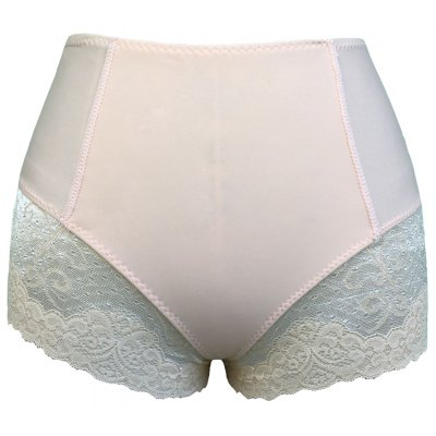 Lace Splicing Lifted Panties