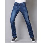 cheap Slim-Fit Zip-Fly Straight Leg Jagger Jeans