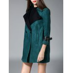 Sueded Lapel Trench Coat deal