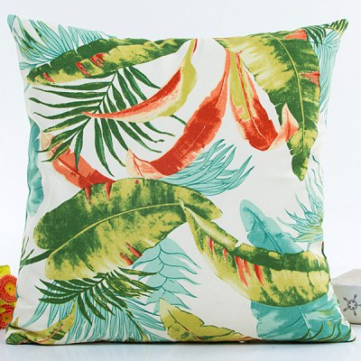 Forest Printed Pillow Case